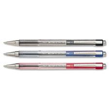 Pilot Non-Slip Grip Retractable Ballpoint Pens