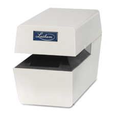 Lathem Heavy-Duty Time/Date Electric Stamp