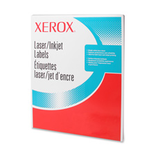 Xerox Copier/Laser/Inkjet Labels
