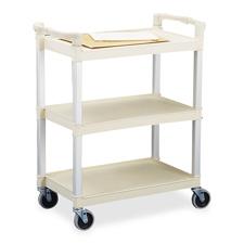 Continental Light Duty 3-Shelf Utility Cart