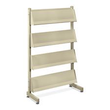 Hon 4-Shelves Standing Literature Rack