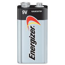 Energizer Alkaline 9-Volt Batteries
