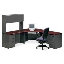Hon 38000 Series Modular Desk Ensembles