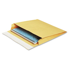 Quality Park Open Side Self-Seal Expansion Mailers