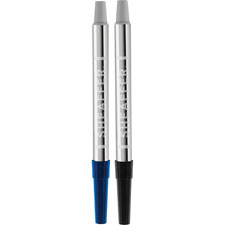 Rollerball classic refill, medium point, blue ink, sold as 1 each