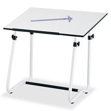 Safco Vista Drawing Tables Base