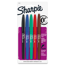 Sanford 5-Pen Calligraphic Set