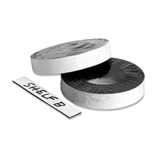 "Magnetic labeling tape, 2""x50' roll, white, sold as 1 roll"