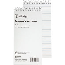 Ampad Recycled Reporter's Notebooks