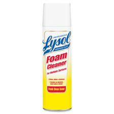 Reckitt & Colman Lysol Disinfectant Foam Cleaner