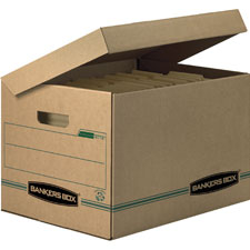 Fellowes Bankers Box Recy. Stor/File Storage Boxes