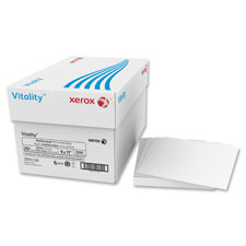 Xerox Vertical Perforated Paper