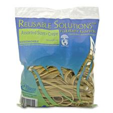 Alliance Astd 2oz. Reusable Solutions Rubber Bands
