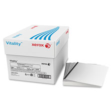 Xerox 19 Hole Punch White Specialty Paper