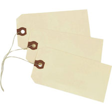 Avery Strung Manila Shipping Tags