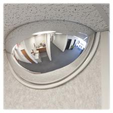 See-All Half-Dome Mirror