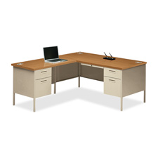 Hon Metro Classic Series Steel Desks & Returns