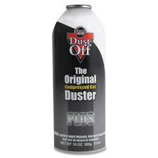 Dustoff plus cleaner refill, 10 oz., sold as 1 each