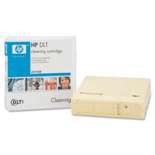 HP DLT Tape Head Cleaning Cartridge