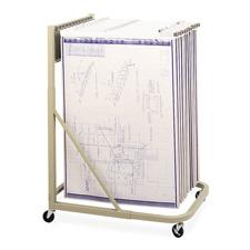 Safco Mobile Blueprint Stand