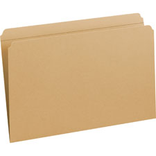 Smead Straight Cut Kraft File Folders