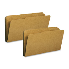 Smead 1/3 Cut Kraft File Folders