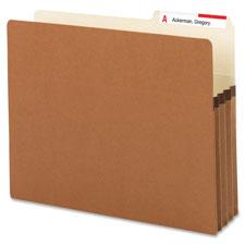 Smead 2/5 Cut Top Tab File Pockets