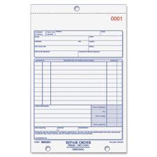 Rediform Carbonless Repair Order Forms