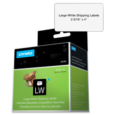 Dymo LabelWriter High-Capacity Shipping Labels