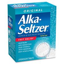 Acme Alka-Seltzer Refills