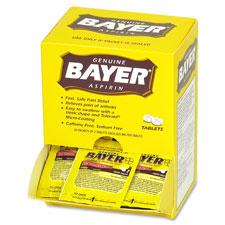 Acme Bayer Aspirin Refills