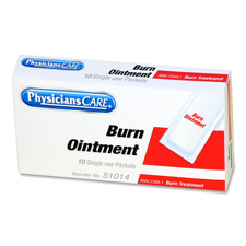 Acme First Aid Kit Individual Burn Cream Refills
