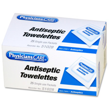 Acme First Aid Antiseptic Towels Refills