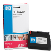 HP TR-4 Travan Data Cartridge