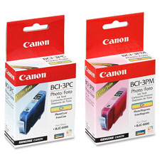 Canon BCI3EPBK Black Ink Tank Cartridge