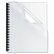 Fellowes Clear Presentation Binding Covers