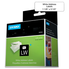 Dymo LabelWriter High-Capacity Address Labels