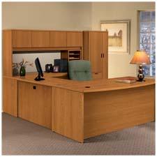 Hon 10500 Series Laminate Desk Ensembles