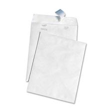 Quality Park White Leather Tyvek Envelopes