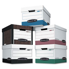 Fellowes Bankers Box R-Kive Storage Boxes