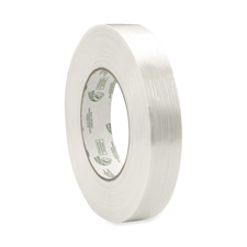"""Filament tape, 1""""x60yards, white, sold as 1 roll"""