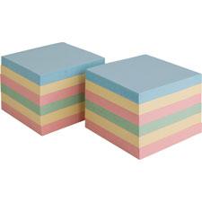 Sparco Premium Pastel Adhesive Colors Notes