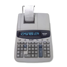Victor Heavy-Duty 14-Digit Print Calculator