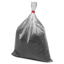 Sand bag, 5 pound, 5/pk, black, sold as 1 package