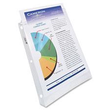 Avery Non-Glare Top-Loading Sheet Protectors