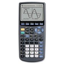 Texas Inst. TI83 PLUS Graphing Calculator