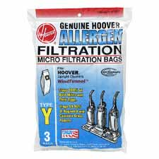 Hoover Filtration Vacuum Bags.