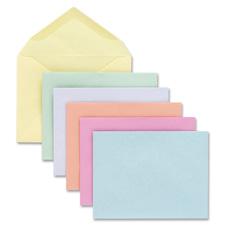 Columbian Assorted Invitation Envelopes