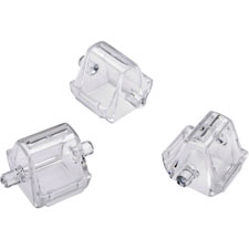 "Replacement core, f/tape dispenser, 1"" core, clear, sold as 1 each"