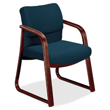Hon 2900 Series Sled Base Guest Chairs